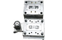 2 CavityUnscrewing Plastic Injection Mold
