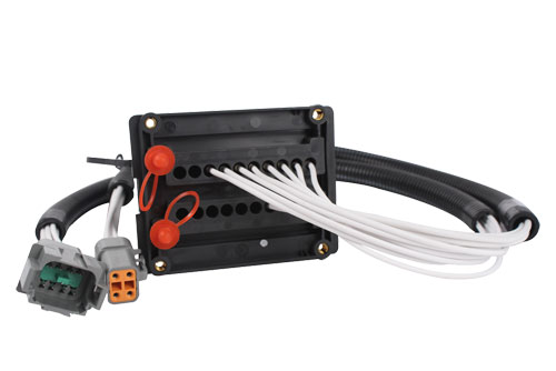 Industrial Terminal Block for Waterproof with Automotive Connectors