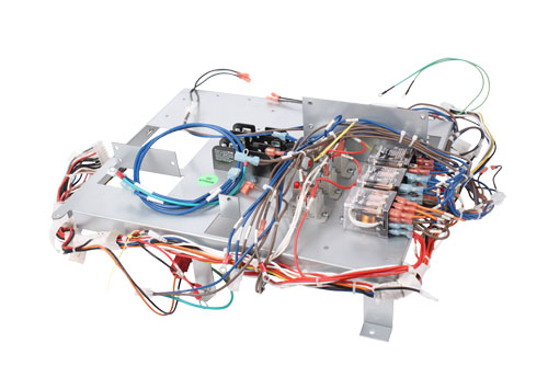 custom wire harnesses 1 electromechnical assemblies, control panel manufacturers Fort Worth TX Map at mifinder.co