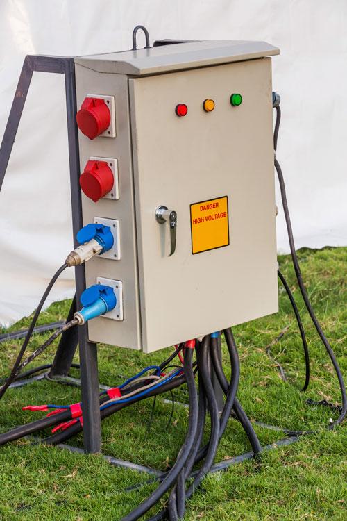 Rugged Ip67 Control Panels