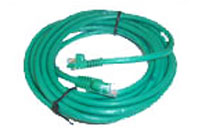 Cat 6 Patch Cable Overmolded Boots