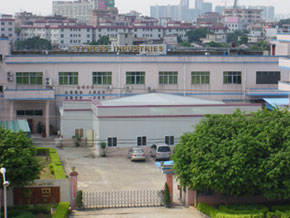 Cypress China Tooling & Molding Factory