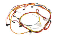 Custom Discrete Wire Harness with many Breakouts