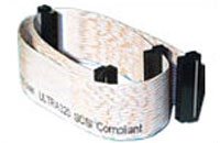 Ribbon Cable with Multiple Connectors