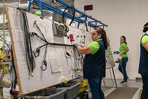 Sensational Industrial Braided Wire Harnesses Wiring 101 Jonihateforg