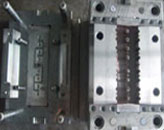 Plastic Injection Mold with Slides
