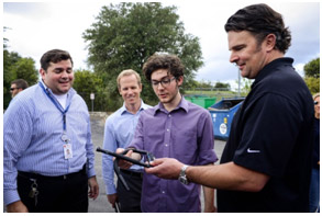 Cypress Industries Educates Local High School Students about