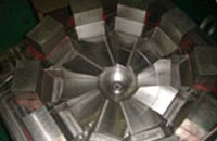 Large Turbine Mold Core