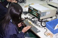 100% Electronics Testing of Wire Harness in China